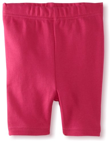 Zutano Girls 2-6X Primary Solid Bike Short