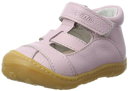 Ricosta Baby Mädchen Lani Lauflernschuhe Pink (Blush)