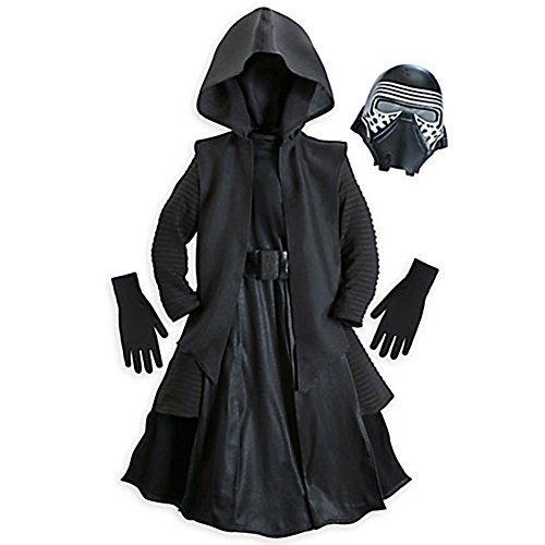 [Disney Boys Star Wars The Force Awakens Kylo Ren Costume Size 5/6] (Star Wars Ren Costume)