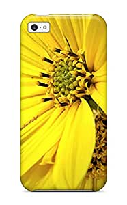 Larry B. Hornback's Shop New Style Premium Protection Yellow Flowers Case Cover For Iphone 5c- Retail Packaging