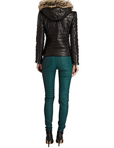 026aab52c4c Morgan Gcraie Doudoune Manches longues Femme  Amazon.fr  Vêtements et  accessoires