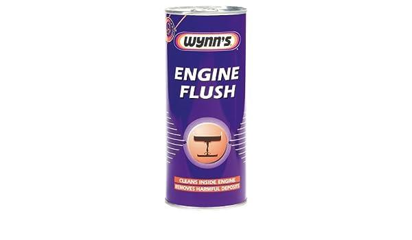 Limpiador de motor Wynn Engine Flush 51265, para motor de gasolina y diésel, bote de 425 ml: Amazon.es: Coche y moto