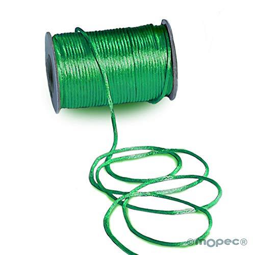 Verde tapete 2.5 mm x 50 m Mopec S462.26 Cord/ón Cola rat/ón Seda Talla /única