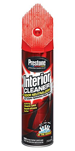 Prestone AS345 Interior Cleaner Neutralizer product image