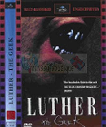 Stacy haiduk luther the geek for that