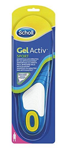 116 opinioni per Scholl Solette Donna Gel Activ Sport, 1 Paio, 38-42