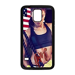 Happy American Soccer Player Alex Morgan Cell Phone For Case Samsung Galaxy S4 I9500 Cover