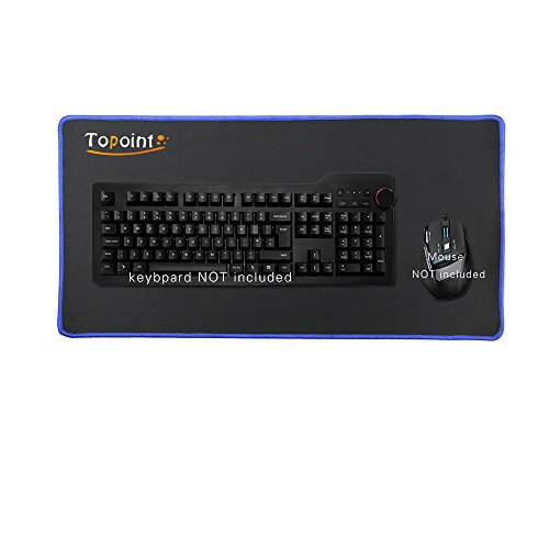 Mouse Topoint Extended Keyborad Textured