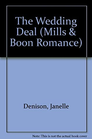 book cover of The Wedding Deal
