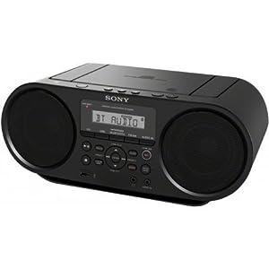 Sony Portable Bluetooth Digital Tuner AM/FM Radio Cd Player Mega Bass Reflex Stereo Sound System