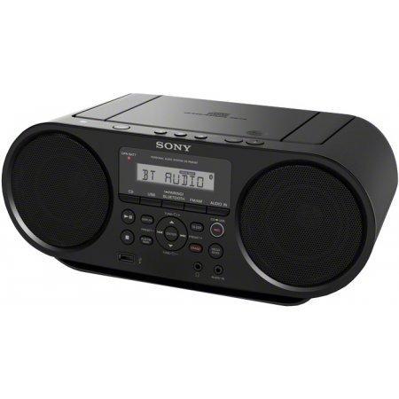 Sony Portable Bluetooth Digital Tuner AM/FM Radio Cd Play...