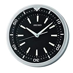 SEIKO QXA723A Quiet Sweep Second Hand Lumibrite Wall Clock