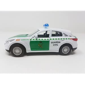 PLAYJOCS GT-1009 Coche Guardia Civil 12