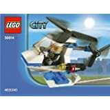 LEGO City: Police Helicopter Set 30014 (Bagged)