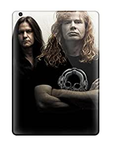 Sanp On Case Cover Protector For Ipad Air (megadeth)