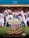 2011 World Series Champions: St. Louis Cardinals [Blu-ray]