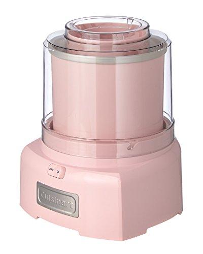 Cuisinart ICE-21PK Frozen Yogurt - Ice Cream & Sorbet Maker,