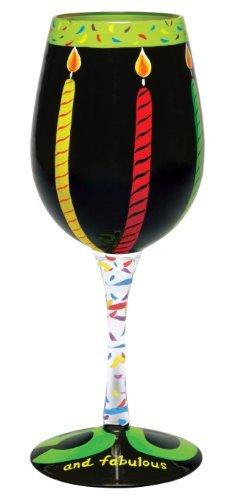 Lolita de Enesco amor mi copa de vino, 50 y fabuloso por Santa Barbara Design
