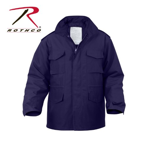Rothco M-65 Field Jacket - Navy Blue/XX-Large by Rothco
