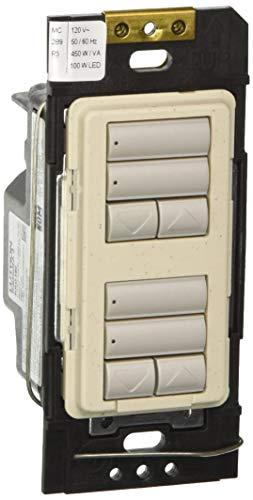 Lutron RRD-HN2RLD-ST Radio Ra2 C.L Hybrid Keypad Dual for sale  Delivered anywhere in USA