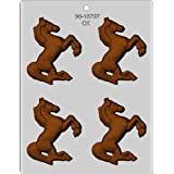 CK Products 3-Inch Horse Chocolate Mold