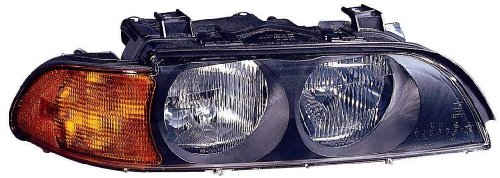 bmw 5 series headlight assembly - 5
