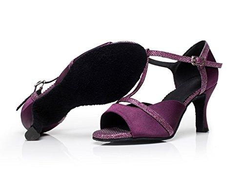 de violet femme bal Minitoo Salle Violet w5BqvfC