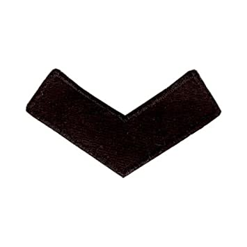 1 wide Tiger Claw Ranking Chevrons Patch 5-Pack