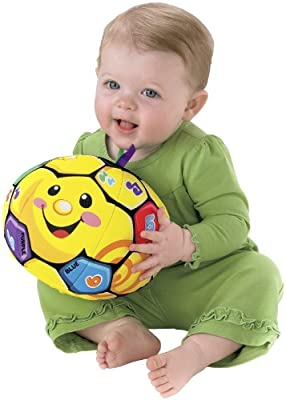 Fisher-price Laugh Learn Singin Soccer Ball from Fisher-Price