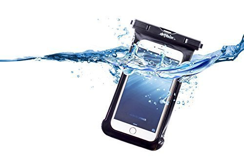 driftbox Universal Premium Quality Waterproof Bag for iPhone 6S/6 Plus/6/5S/5/4S, Samsung Galaxy S6/S6Edge/S5/S4/Note4/3/2, Passport/Wallet/Electronic Devices Up to 6.0