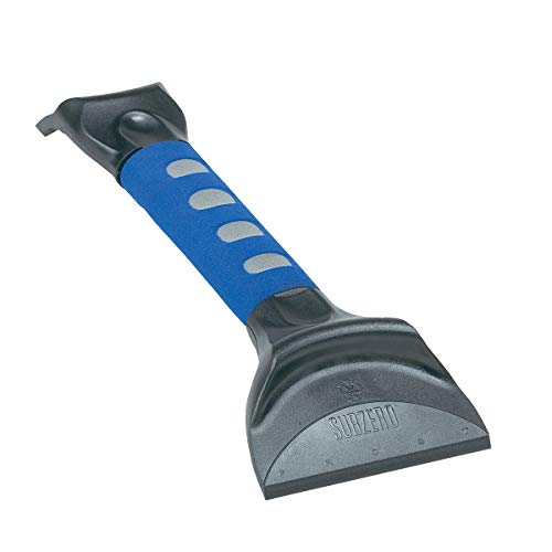 Hopkins Subzero 16621 Ice Crusher Ice Scraper (Colors May Vary)