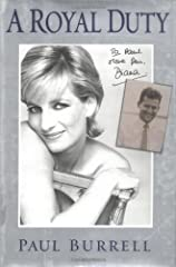 A former butler for Princess Diana who became her trusted confidant recalls his ten years of service to the princess, separating the truth from the myths of her life to offer his insights into her years as a member of the royal family.