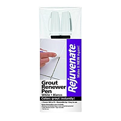 Rejuvenate White Grout Restorer Marker Pens Renew Your Grout In Minutes