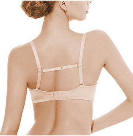 Women Bra Strap Clips Non-Slip Elastic Elastic 6 Pack Non-Slip Strap Holder,Gift
