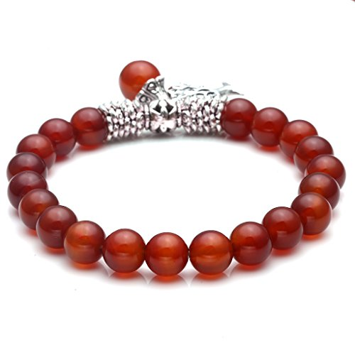 Buy orange jade jewelry for women