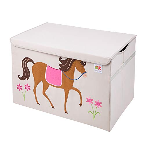 Wildkin Toy Chest, Horses