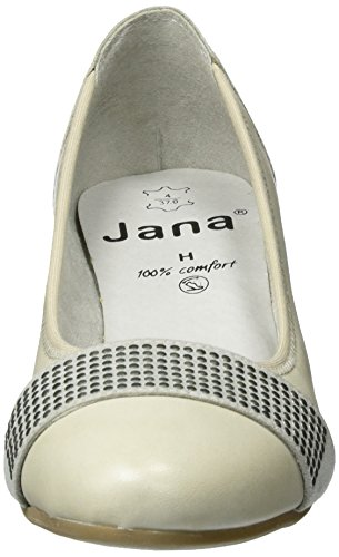Jana Damen 22303 Pompe Grau (lt. Grigio 204)