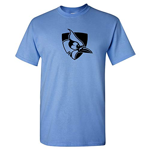 AS02 - Johns Hopkins Blue Jays Primary Logo T-Shirt - Small - C ()