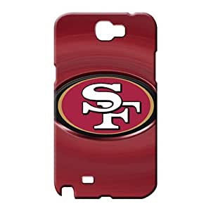 samsung note 2 Attractive Design Pretty phone Cases Covers cell phone carrying cases san francisco 49ers nfl football