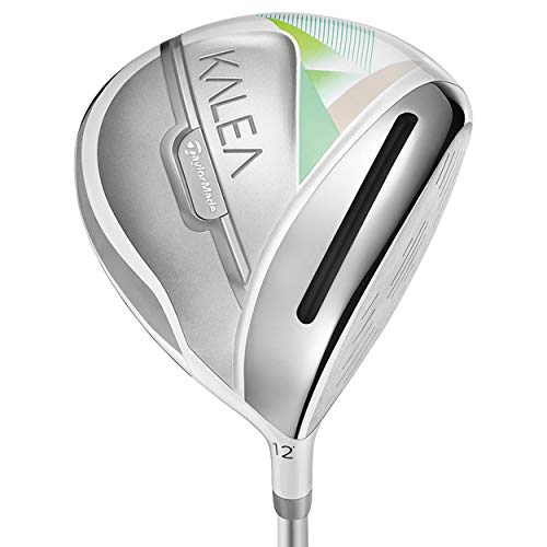 TaylorMade 2018 Women's Kalea Ultralite Driver (Women's, Right Hand, Ladies Flex, 12.0) (Cheap Drivers Golf)