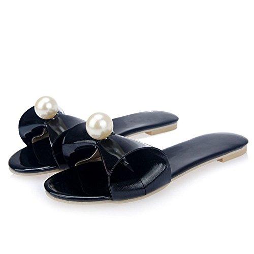 Women Slipper Black 2 Zanpa Summer Fashion RzqwzSv