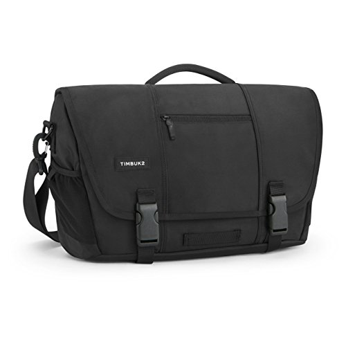 Timbuk2 Commute Messenger Bag, Black, Small