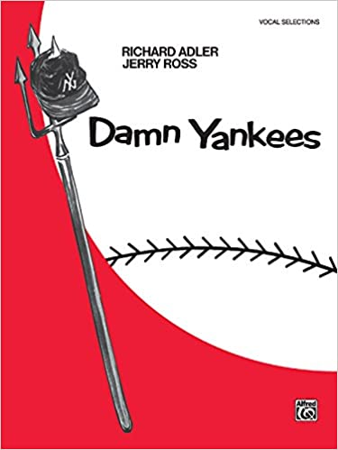 Damn Yankees Vocal Selections Pianovocalchords Richard Adler