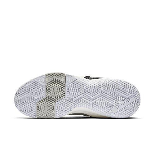 Nike Hombres Lebron Zoom Witness Zapatillas De Baloncesto Pale Gray / Black-sail-white 11.5 D (m) Es