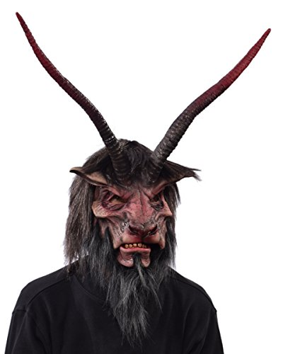 Zagone Studios Overlord Mask, Unisex Adult, Made in USA -