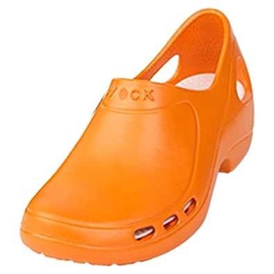 Wock Orange Ballerina For Unisex