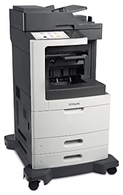 Lexmark MX811DE Monochrome Printer with Scanner, Copier and Fax - 24T7419