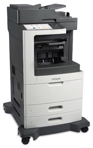Lexmark MX811DE Monochrome Printer with Scanner, Copier and Fax - 24T7419 ()