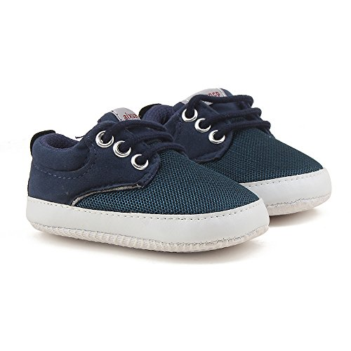 Pictures of OOSAKU Baby Breathable Mesh Sneakers Lace up 6