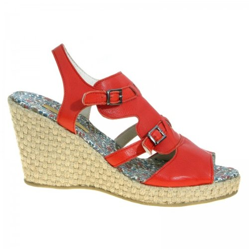 - Espadrilles cuir burnish btfe320 pointure - 36